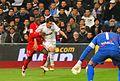 Penalty A Di Maria... pues no, tarjeta amarilla (5275986008).jpg