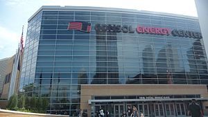 PPG Paints Arena - The arena with the Consol Energy Center name from 2010–2016
