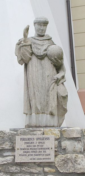 Peregrine of Opole - Peregrine of Opole