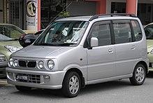 Perodua Kenari - Wikipedia