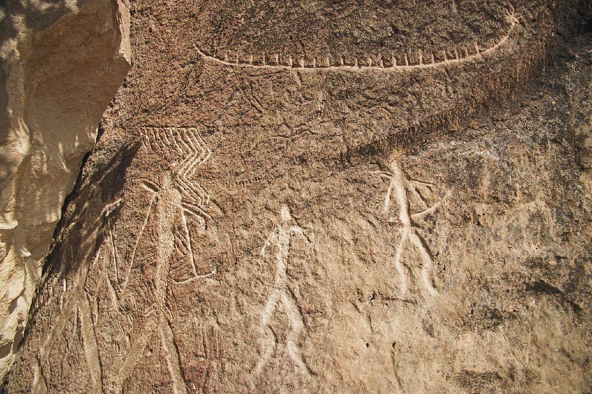 Petroglyphs in Gobustan 01.jpg
