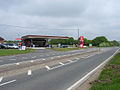Petrol station at Mill Lane - geograph.org.uk - 170822.jpg
