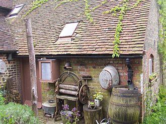 Petworth Cottage Museum - Image: Petworth 0007