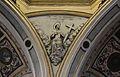 Petxina amb sant , església de la Mare de Déu del Carme, València.JPG