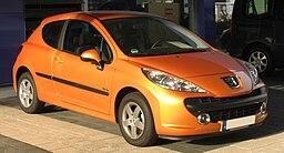 Peugeot 207 front-1