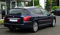 Peugeot 407 SW V6 HDi FAP 205 Bi-Turbo Platinum (1. Facelift) – Heckansicht (1), 28. Mai 2011, Hilden.jpg