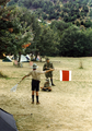 Pfadfinderstamm Ägypten, Internationales Sommerlager (AGESCI – KPE – MCsSz) bei Arlia nahe Fivizzano, Toskana, Italien, 1993 - Semaphorwesen.png