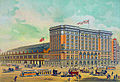 Philadelphia & Reading Railroad Terminal, Philadelphia, PA 1893.jpg