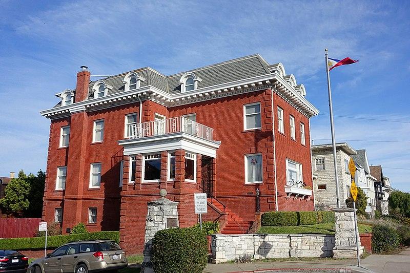 File:Philippine Consulate General - 2270 Lake Street, San