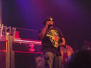 Phonte - Performing in Atlanta in March 2008.