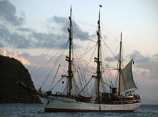 <i>Picton Castle</i> (ship) Sail Training Vessel