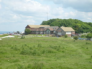 Devil's Dyke, Sussex - The Devil's Dyke Hotel and Restaurant.