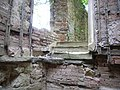 Piercefield House - remains of an ancillary staircase - geograph.org.uk - 888319.jpg