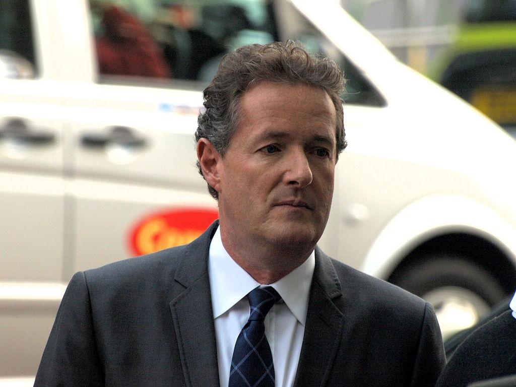 Piers Morgan - 2011