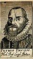 Pieter Paaw (Pauw, Pavius). Line engraving, 1688. Wellcome V0004412ER.jpg