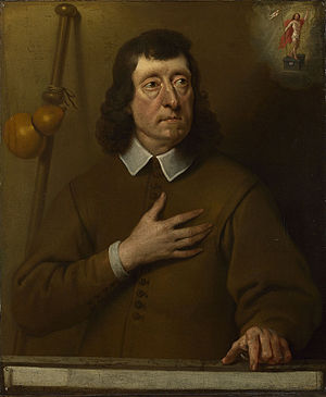 Pieter van der Plas I - Portrait of a man