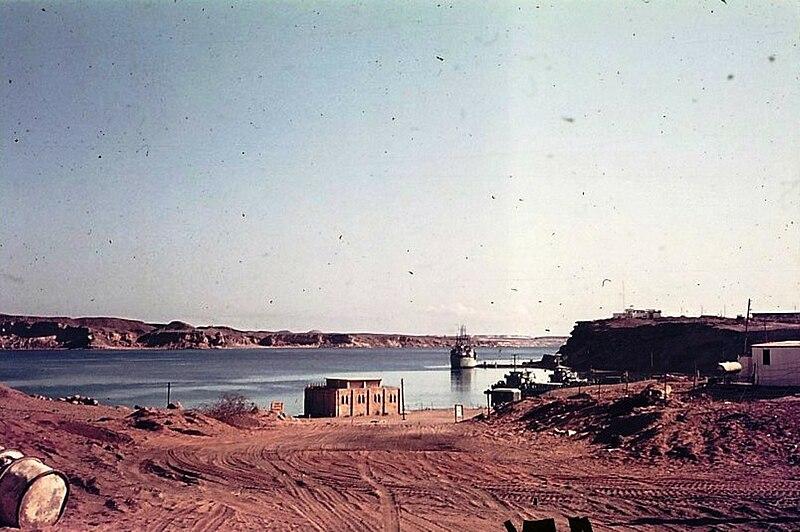גן-שמואל-בטיול לסיני 1968