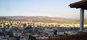 تاريخ فلسطين فلسطين التاريخية _مدينة