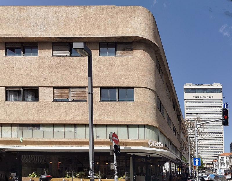 הבית ברחוב לילינבלום 21 בתל אביב