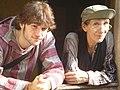 Pina Bausch and Pau Aran Gimeno by Fernando Suels.jpg