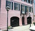 Pink house on Bay St in Charleston, SC.JPG