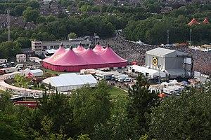 Pinkpop Festival - Image: Pinkpop 2011 Maurice van Bruggen 4