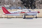 Piper PA-28R-201T Turbo Arrow III (VH-LZZ) at Wagga Wagga Airport.jpg
