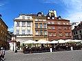 Plac Zamkowy - panoramio - Mister No (5).jpg