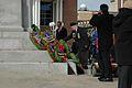 Placing a poppy at the Brampton Cenotaph.jpg