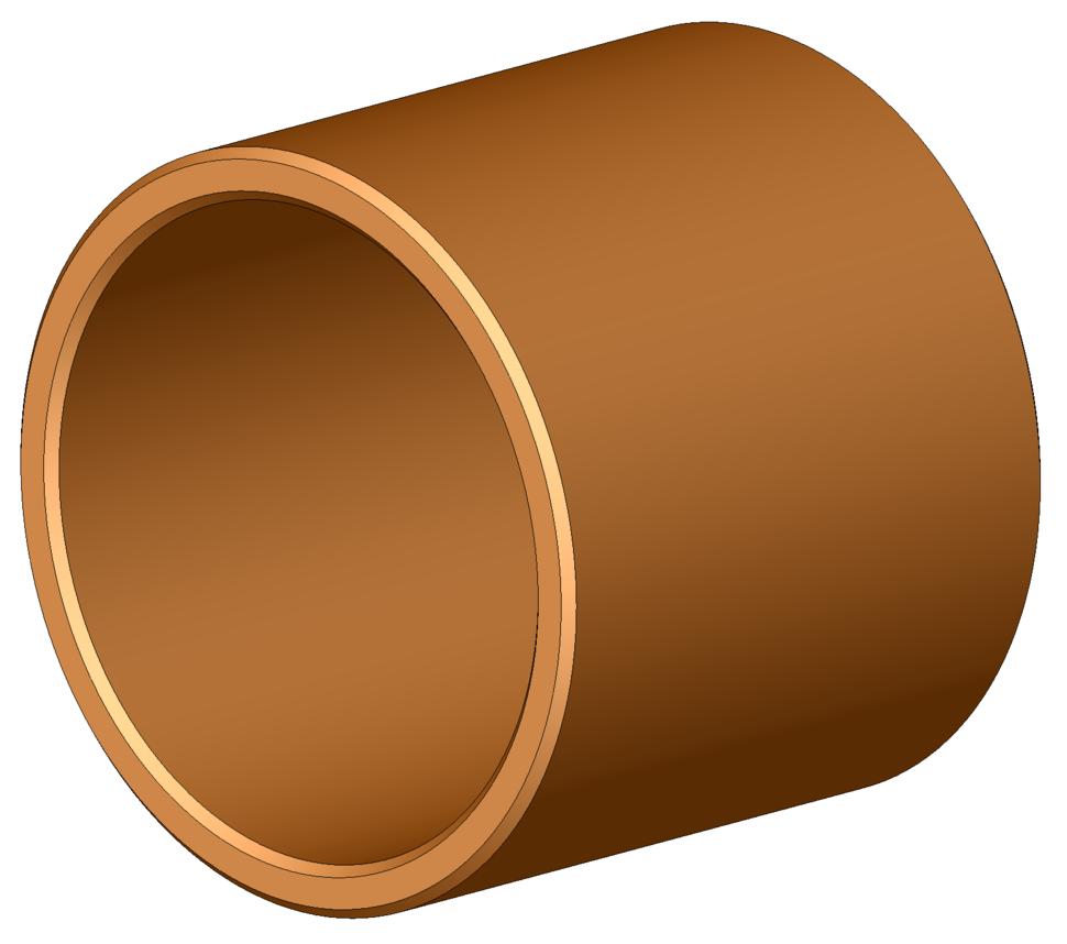Plain-bearing DIN-ISO4379 Type-G