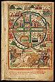 Plan of Jerusalem, 12th Century. ca. 1200.jpg
