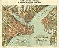 Plan von Constantinopel mit den Vorstädten, dem Hafen, und einem Theile des Bosporus.jpg