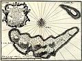 Plano de las Islas Juan Fernandez del Reino de Chile en 1744 - AHG.jpg