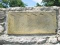 Plaque at Indian Run Cemetery.jpg