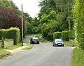 Plough Lane, leaving Kington Langley - geograph.org.uk - 1397968.jpg