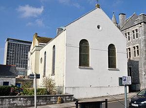 Plymouth Synagogue - Image: Plymouth Synagogue