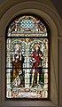 Poertschach Pfarrkirche hl Johannes Chor-Glasfenster Sponsor Semmelrock-Werzer 20082015 1470.jpg