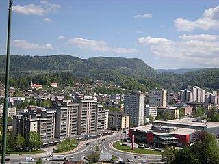 City Municipality of Velenje City municipality of Slovenia