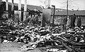 Pogoreli prostori Planinske zveze Slovenije na Likozarjevi ulici 1958 3.jpg