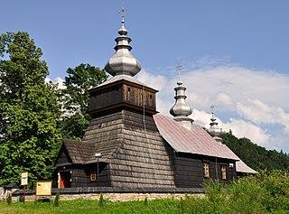 Polany, Lesser Poland Voivodeship Village in Lesser Poland, Poland