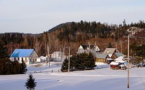 Val-des-Monts, Quebec - Poltimore