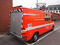 Pompiers zone de secours 5 W.A.L. D3, Mercedes 313CDI, Desincarceration, foto 3.JPG