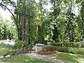 Ponary massacre memorial at Powązki Military Cemetery in Warsaw 02.jpg