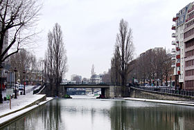 Image illustrative de l'article Pont de la rue Louis-Blanc