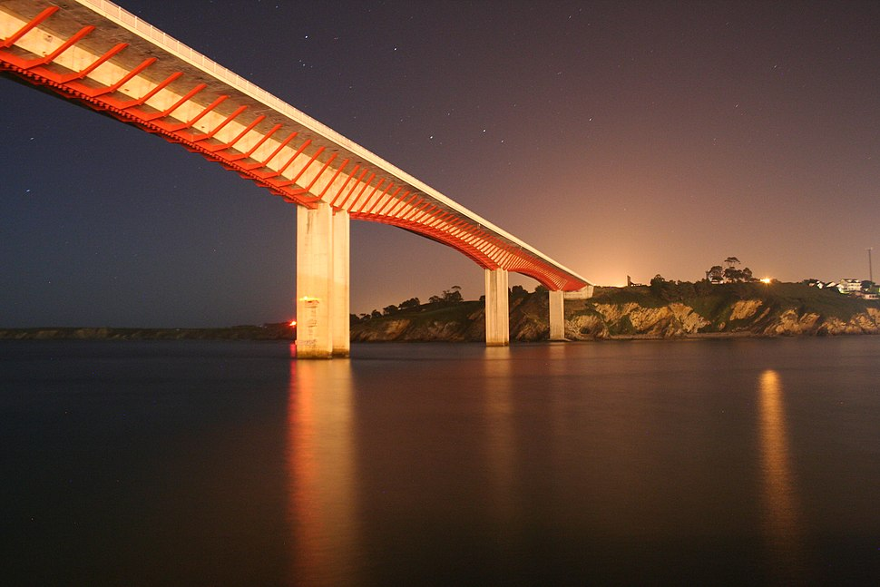 Ponte de Ribadeo, Galiza