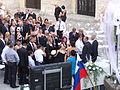 Poroka Rajko Hrvatič in Daša Podržaj 2.JPG
