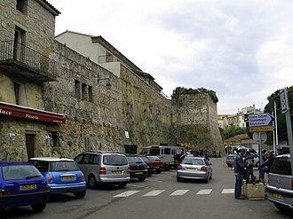 Porto-Vecchio - Image: Porto Vecchio bastion