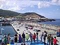 Porto da Vila da Praia, ilha Graciosa, Açores, Portrugal.jpg