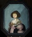 Porträtt, kronprinsessan Magdalena Sibylla, Morten Steenwinckel, Danmark, 1630-tal, kopia - Skoklosters slott - 76455.tif