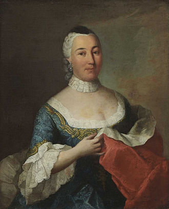 Princess Sophie Caroline of Brunswick-Wolfenbüttel - Image: Portrait 438 Sophie Caroline Marie von Brandenburg Bayreuth